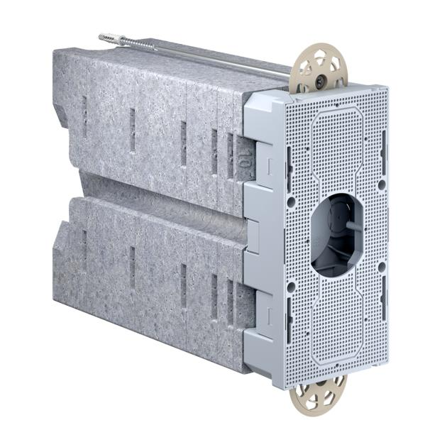 Systeem-apparatuurhouder 240 - 310 mm