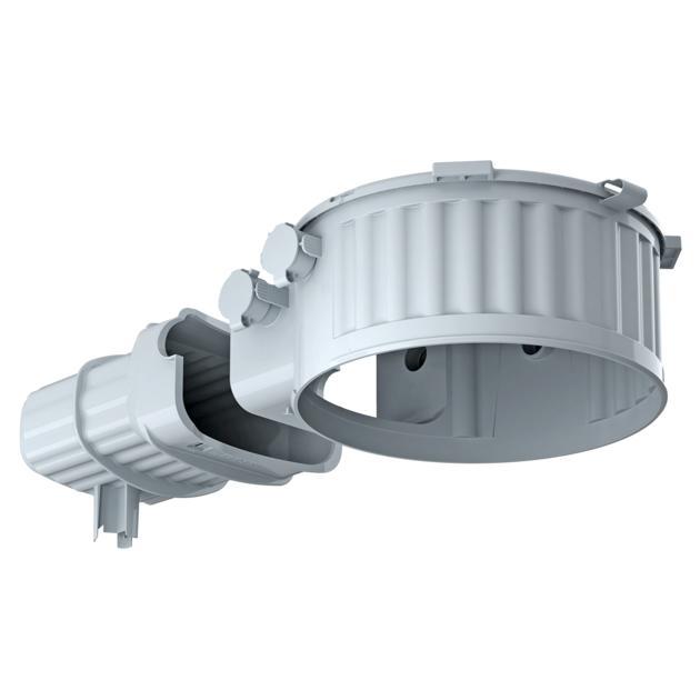 HaloX® 180 met tunnel 190 voor stortbeton