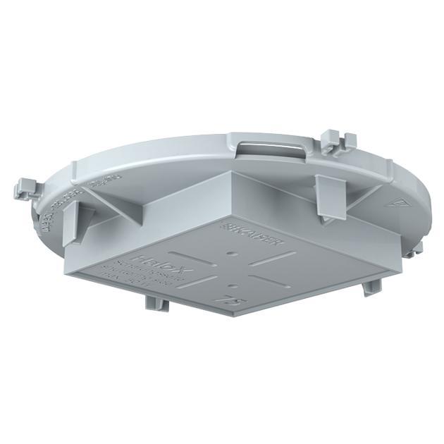 HaloX® 100 frontdelen, vierkant