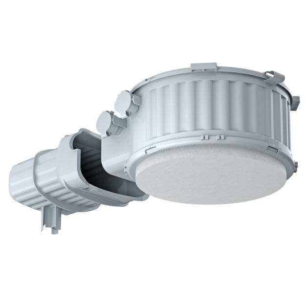 HaloX® 180 met tunnel 190 voor prefabbouw